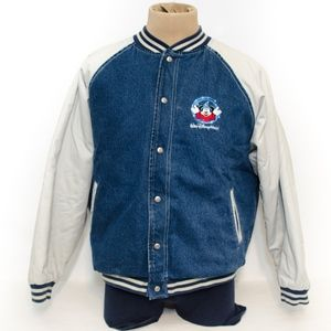 Walt Disney Mickey Mouse The Magic Lives Jacket
